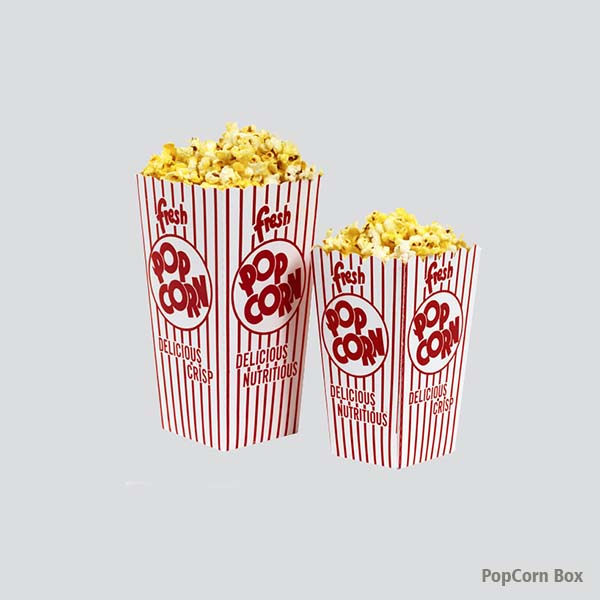 Custom Popcorn Packaging Boxes Uk Wholesale Popcorn Boxes