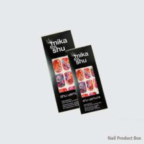 Nail Sticker Packaging Boxes