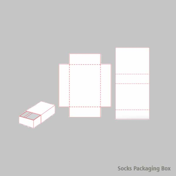 Socks Packaging Boxes